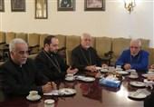 نمایندگان کلیساهای مسیحی ایران و تهران