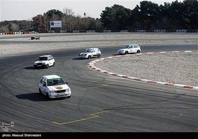 ایران میں کار ریس مقابلے