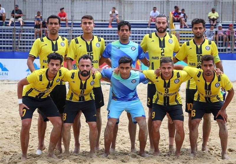 Pars Jonoubi Beach Soccer Team into Mundialito Final