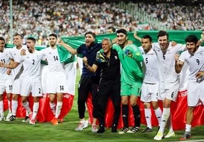 زمان برگزاری بازی ایران - الجزایر تغییر کرد