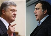 Saakashvili Calls on Poroshenko to Voluntarily Resign