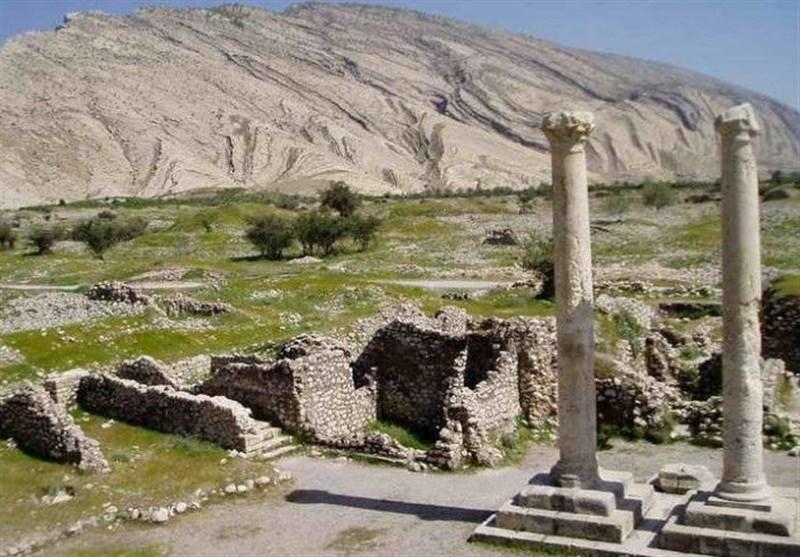 Bishapur Palace City South of Iran