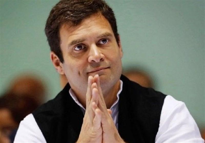 بھارت؛ راہول گاندھی نے نیشنل کانگرس کے صدر کا عہدہ سنبھال لیا