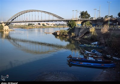Karun River: The Only Navigable Waterway in Iran