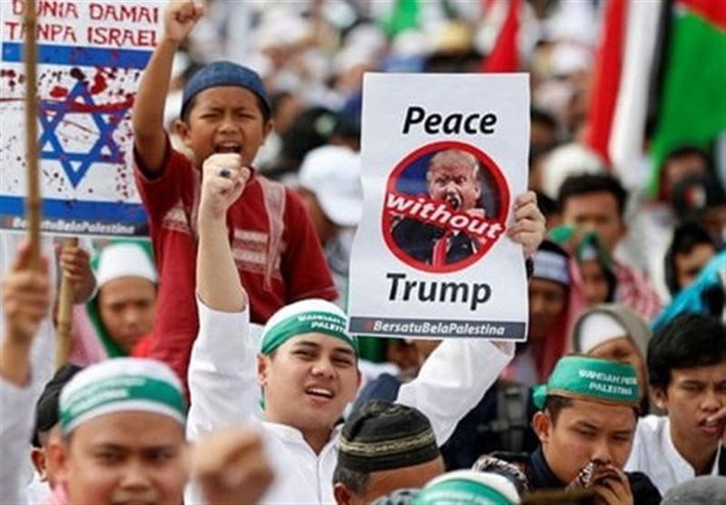 انڈونیشیا کے علماء کی عوام سے امریکی، اسرائیلی مصنوعات کے بائیکاٹ کی اپیل