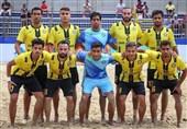 دو ستاره ملی پوش فوتبال ساحلی پارس جنوبی بوشهر از این تیم جدا شدند
