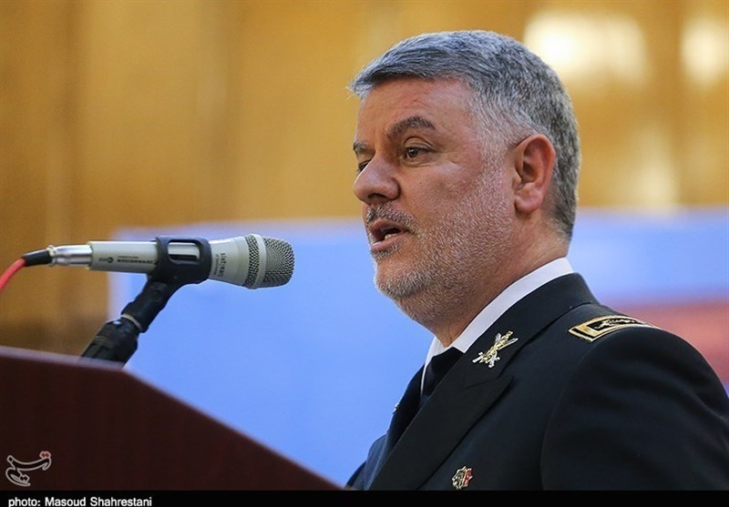 نشست فرماندهان نیروی دریایی دریای خزر در راستای برقراری امنیت منطقه است