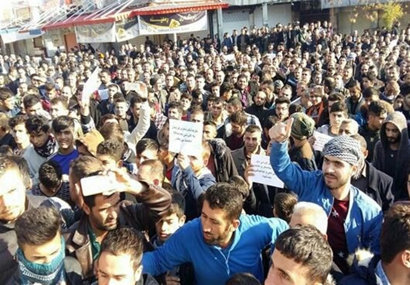 Protests Erupt across Iraq's Kurdistan over Delayed Payments (+Photos)