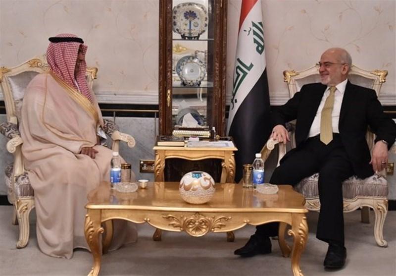 Suudi Arabistan Heyeti Bağdat'ta