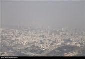 """هوای تهران """"ناسالم"""" برای همه افراد/ تشدید برخورد با خودروهای دودزا و فاقد معاینه فنی"""