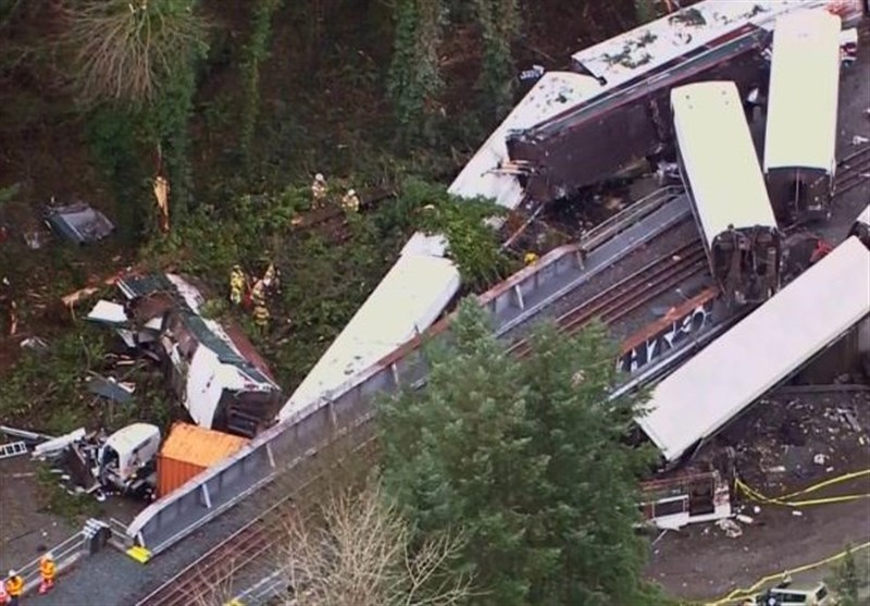 At Least 3 Dead in Amtrak Derailment in Washington State, US Official Says