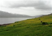 Neor Lake, A Beautiful Freshwater Body in Northwestern Iran