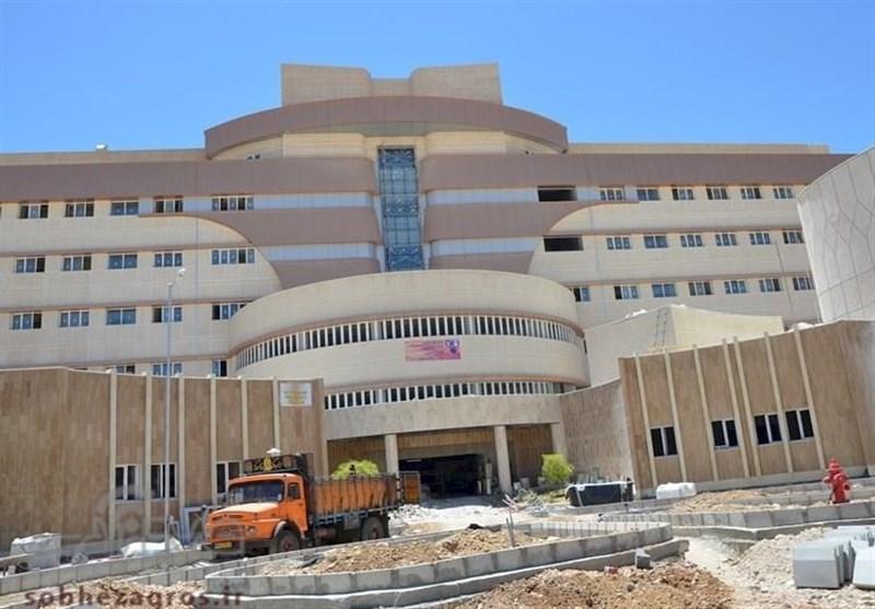 بیمارستان بزرگ یاسوج تا پایان شهریورماه امسال افتتاح میشود