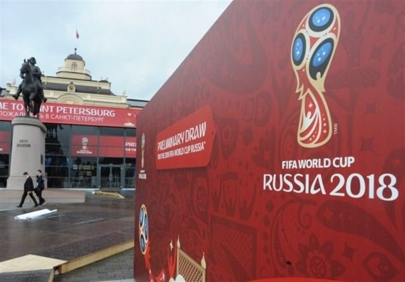 Some 11,000 Police Officers to Maintain Order at FIFA World Cup in St Petersburg