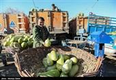 فیلم| در بازار بزرگ میوه چه خبر است؟