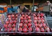 ذخیرهسازی میوه شب عید در همدان آغاز شد