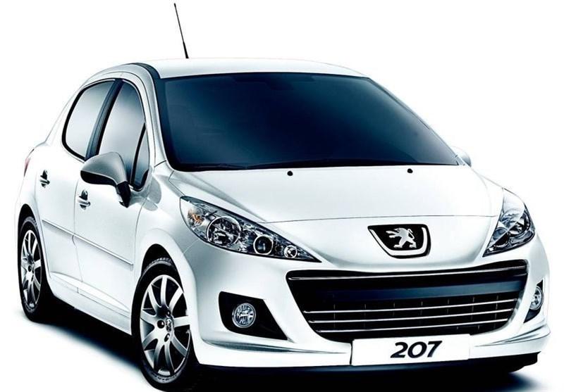 قیمت خودرو امروز 1397/10/03|پژو207 اتوماتیک 110 میلیون تومان شد