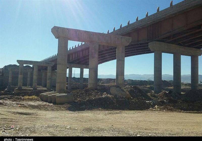 یاسوج| اصول ایمنی در پروژه پل سوم بشار رعایت نشده است
