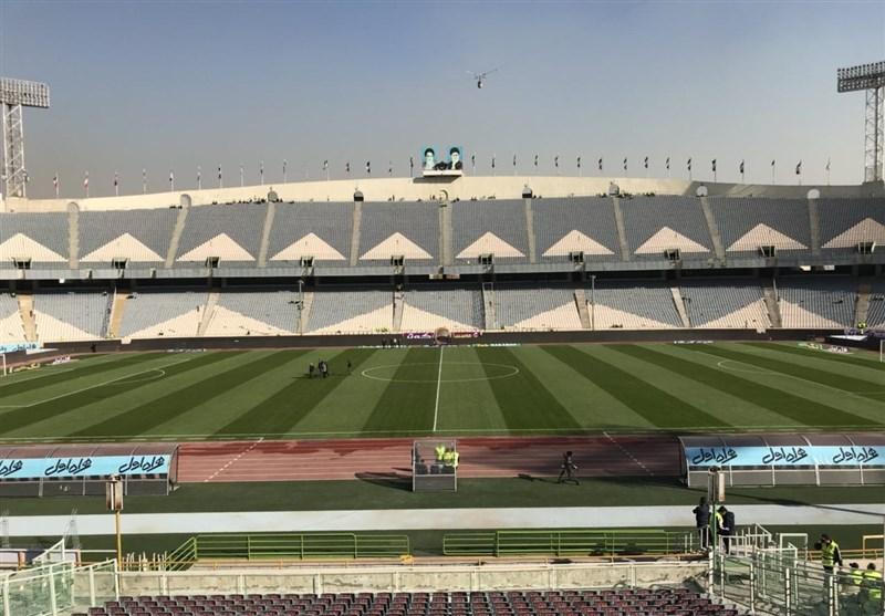 حسن کریمی: همه الزامات AFC برای بازسازی ورزشگاه آزادی تا 15 آبان رعایت میشود/جایگاه خبرنگاران و نشست خبری تغییر میکند