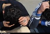 دستگیری فروشنده مشروبات الکلی در ولنجک + عکس