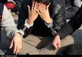 57 متهم قاچاق کالا و ارز در هرمزگان دستگیر شدند