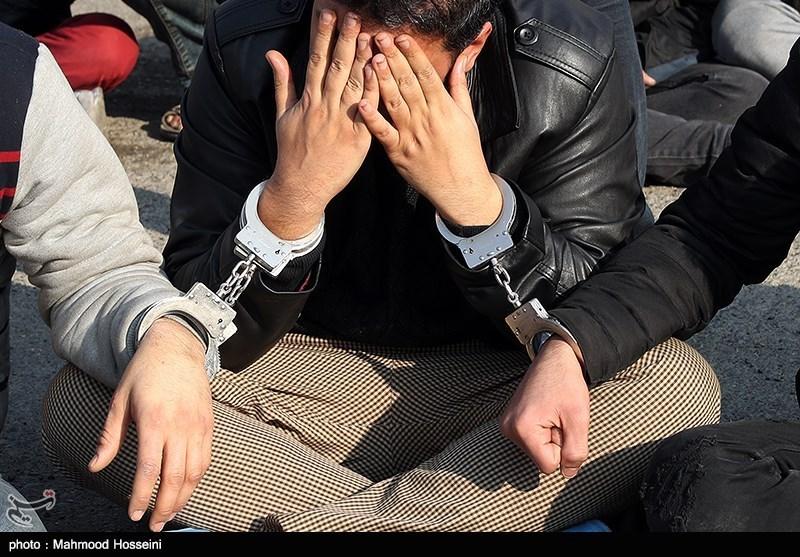 سارق حرفه ای واحدهای صنفی مازندران دستگیر شد