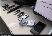 کردستان| محموله میلیاردی گوشی تلفنهمراه قاچاق در بیجار کشف شد