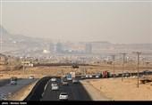 اصفهان همچنان با آلودگی هوا دست و پنجه نرم میکند