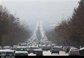 حضور ادامهدار ریزگردها در آسمان اصفهان؛ شاخصهای کیفیت هوا نارنجی شد