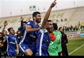 استقلال خوزستان با گل 3 امتیازی وحید نامداری پیروز شد