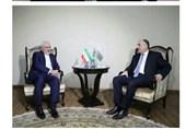 وزرای خارجه ایران و جمهوری آذربایجان در باکو دیدار کردند