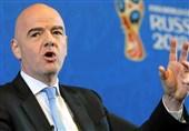 اینفانتینو: ایران برای از دست ندادن جایگاهش باید حق پخش را به باشگاهها پرداخت کند/ با تاج توافق کردیم در دربی طرفدار کدام تیم باشیم!