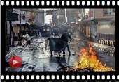 5 کشته و دهها زخمی/ پیام نچیروان از آلمان/ حمله به شبکه تلویزیونی منتقد+ فیلمها و تصاویر