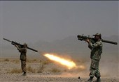هدفگیری دقیق با سلاح دوش پرتاب میثاق + فیلم