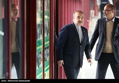 تجلیل از باشگاه های برتر با حضور سلطانی فر + عکس