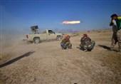 عراق کے مقدس شہر سامرا میں داعش کے ٹھکانے تباہ/ متعدد تکفیری ہلاک یا زخمی