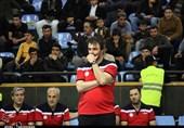 باخت در ست چهارم به سبب احتیاط بازیکنان شهرداری ارومیه بود