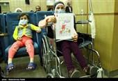 اردبیل| تمامی هزینههای بیمارستانی و تهیه دارو کودکان مبتلا به سرطان پرداخت میشود