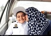 گیلان| «پلیس کوچک» آسمانی شد+تصاویر