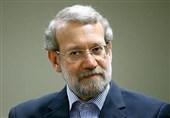 تبریک لاریجانی برای انتصاب رئیس جدید بنیاد مستضعفان