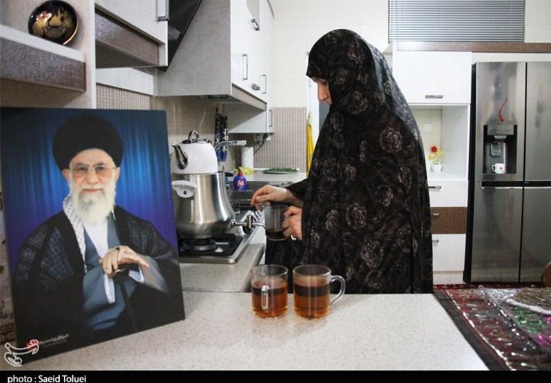 روایتی کریمانه از سیره زندگی همسر شهید مدافع حرم خراسان شمالی