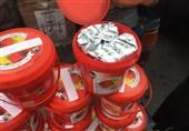 اصفهان| بیش از یک تن تنباکو با مارک جعلی در خمینیشهر کشف شد