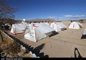 امکان اسکان اضطراری 32 هزار نفر در یک شب در همدان فراهم شد