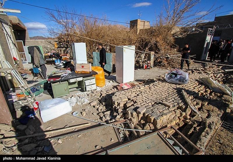 نیاز شدید مردم مناطق زلزلهزده کوهبنان به غذای گرم و حمام