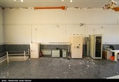 مراکز درمانی کرمان بر اثر زلزله بین 5 تا 20 درصد آسیب دیدند