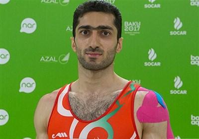 کیخا: پتانسیل بالای ژیمناستیک ایران را در جام  جهانی نشان دادم/ قراردادم شرکتی است و دغدغه مالی دارم