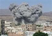 Suudi Arabistan Savaş Uçakları Sanaa'ya Bomba Yağdırdı