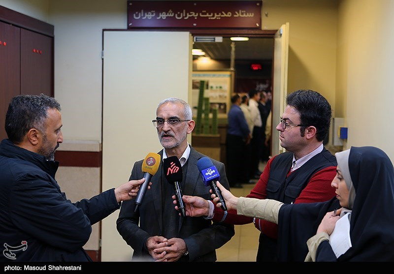 محسن پورسیدآقایی مدیر سازمان حمل ونقل وسازمان ترافیک تهران