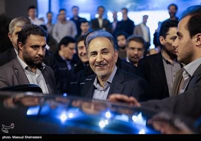 محمدعلی نجفی شهردار تهران پس از جلسه اضطراری ستاد مدیریت بحران شهر تهران