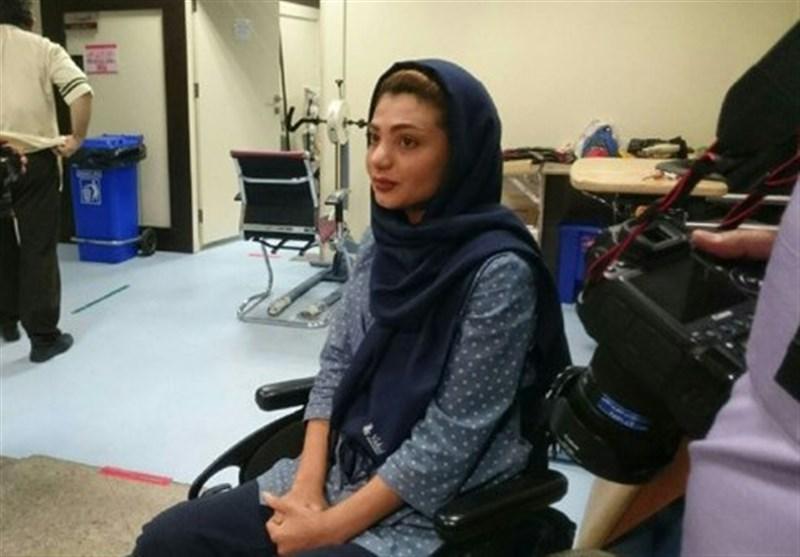 همسر علی دایی هزینههای درمانی سارا را میدهد